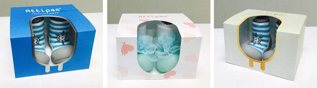 실내외 겸용 영유아 기능성 신발 포장디자인
